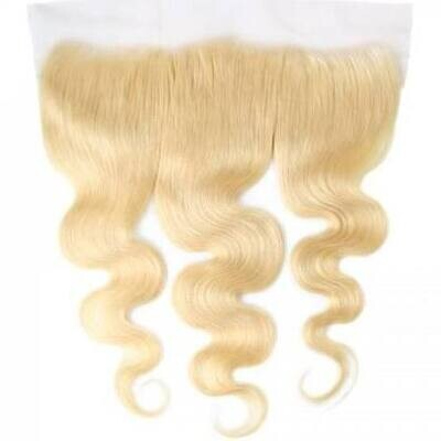 BACK TO SCHOOL TRANSPARENT 13X4 613/ BLONDE FRONTAL SALES