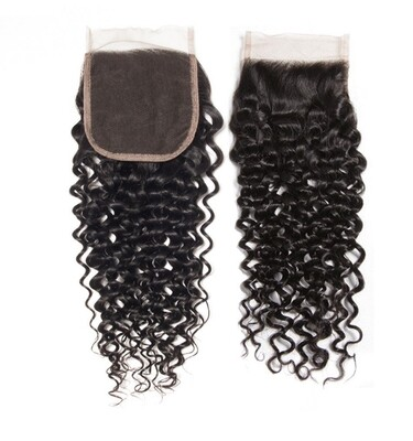 BACK TO SCHOOL 4X4 TRANSPARENT CURLY, DW, & LW CLOSURE SALES