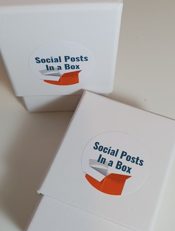 Social Posts in a Box