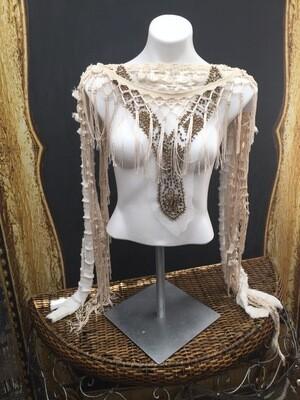 Ivory Fringe Dancer