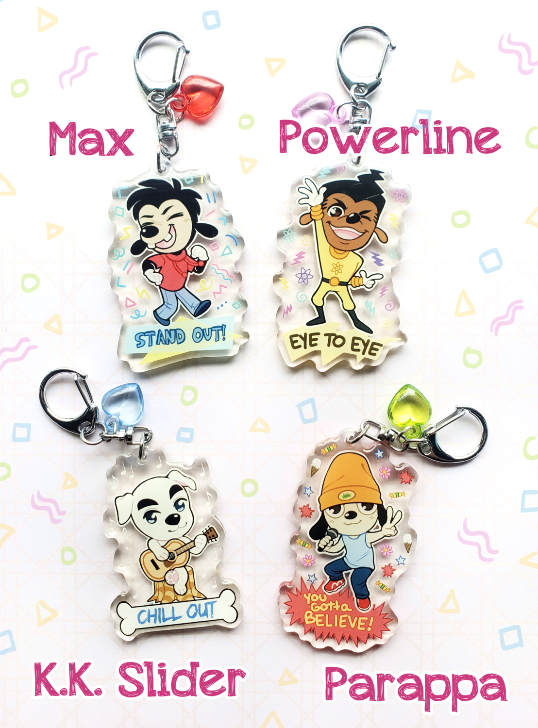 Puppy Charms