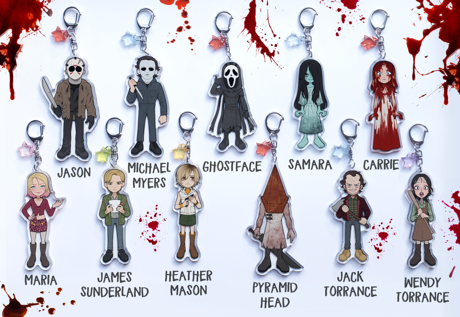 Horror Charms