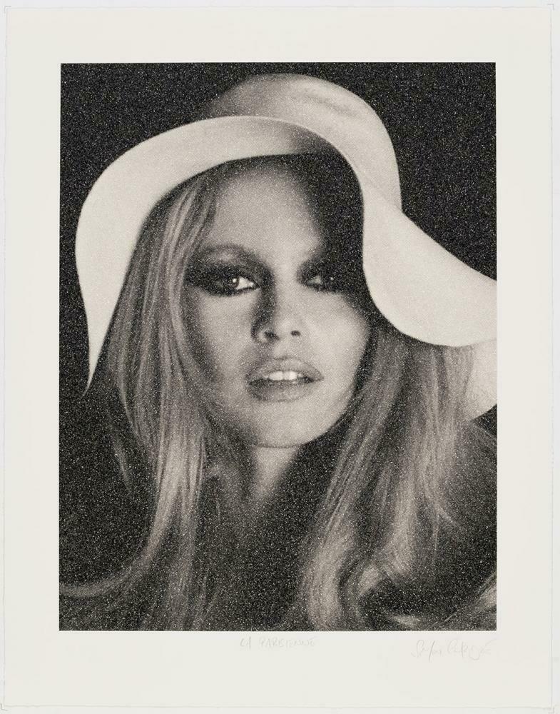 La Parisienne Bardot by Simon Claridge
