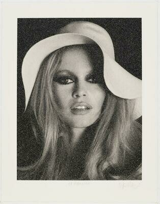 La Parisienne Bardot by Simon Claridge