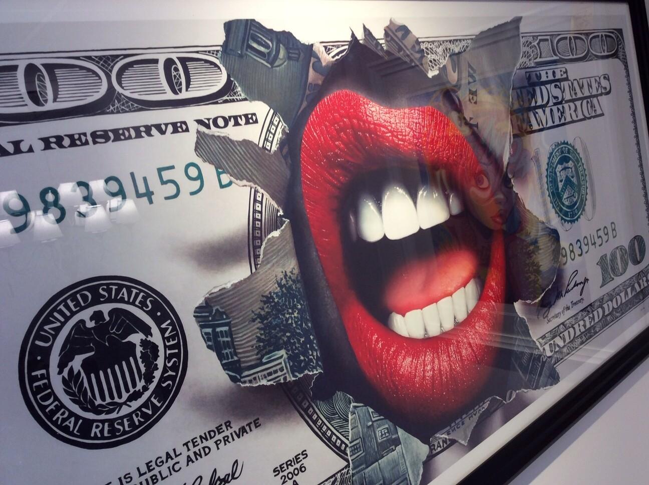 Money Talks by Peter Perlegas
