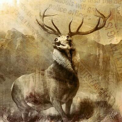 Deer Departed by Rourke