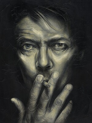 Bowie II by Craig Everett
