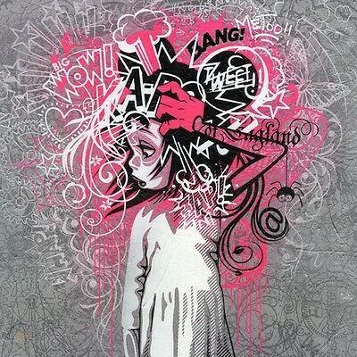 Befuddle (Pink) by Rourke van Dal