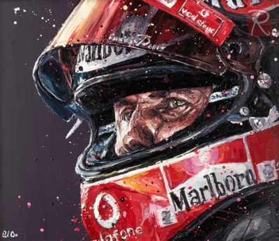 Schumi (18) by Paul Oz
