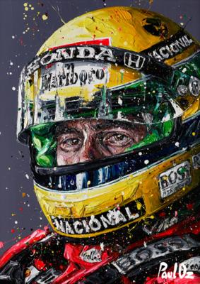 Senna (2018) by Paul Oz