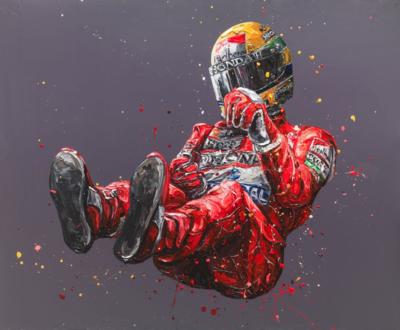 Senna Eau Rouge by Paul Oz