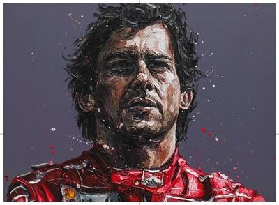 Senna Anniversary by Paul Oz