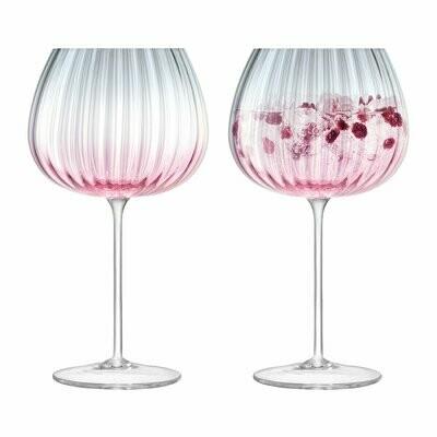 LSA Dusk Gin / Wine Glass x 2
