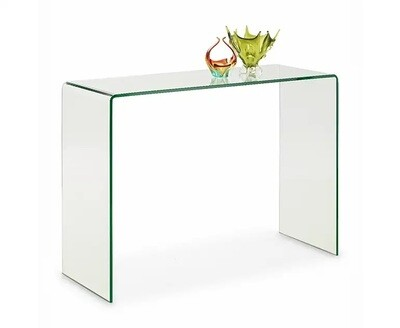 Glass Console Table (Ex-Display)