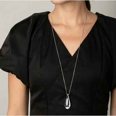 Pilgrim Alma silver necklace