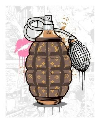 Designer Grenades - Louis Vuitton by JJ Adams