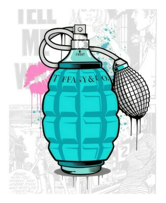 Designer Grenades - Tiffany by JJ Adams