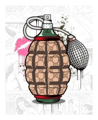 Designer Grenades - Gucci by JJ Adams