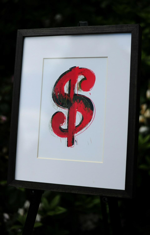 Affordable - Pop Art Dollar