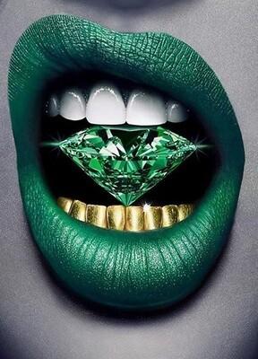 Emerald Queen by Peter Perlegas