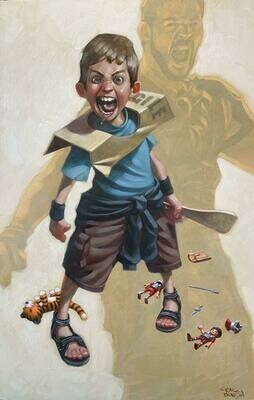 Are You Not Entertained? by Craig Davison