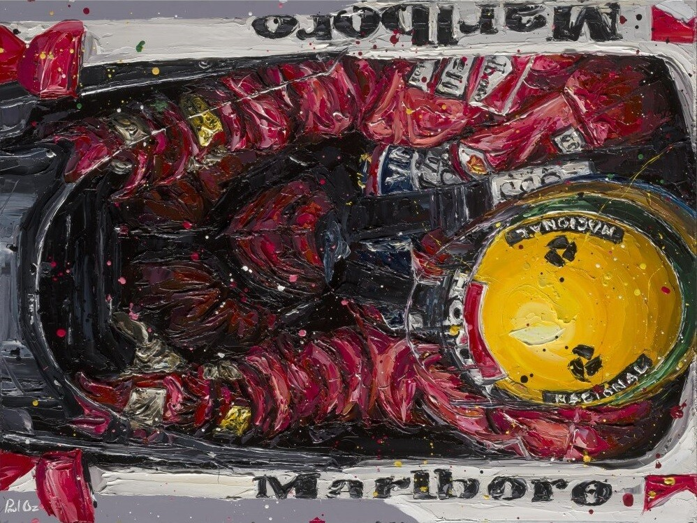 Birdseye Senna by Paul Oz