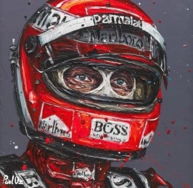 Lauda 86 by Paul Oz