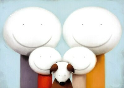 We Are Family by Doug Hyde