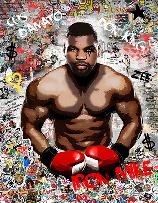 Iron Mike by Zee