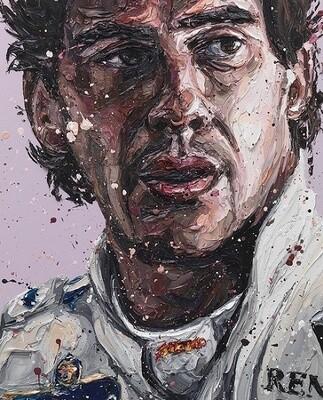 Senna Williams 18 by Paul Oz
