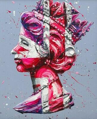 Purple Queen by Paul Oz