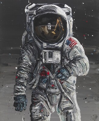 To The Moon by Paul Oz