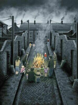 No Smoke Without Fire by Leigh Lambert
