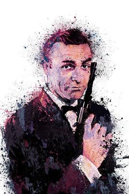007 With Love by Daniel Mernagh
