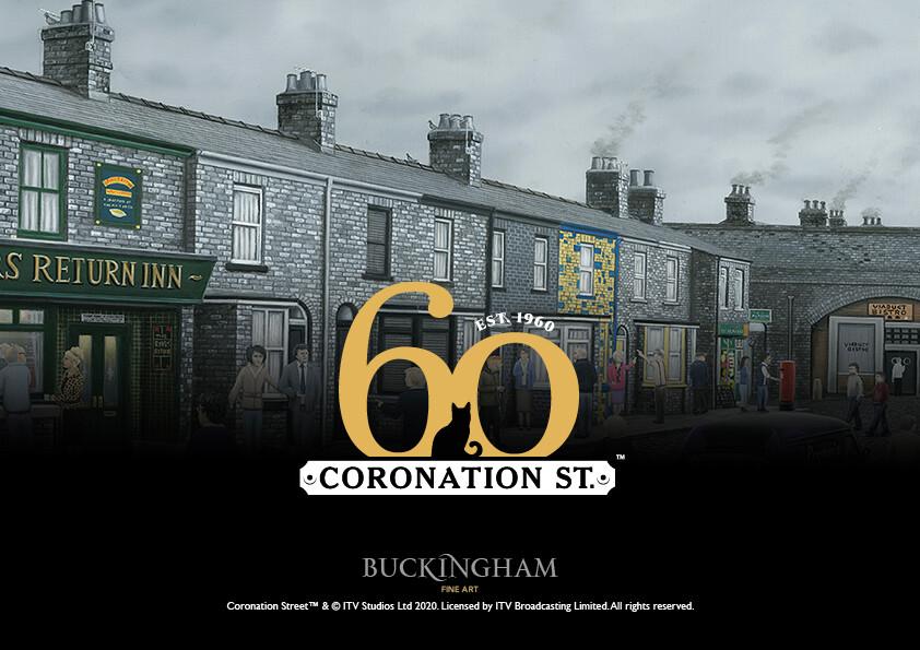 Coronation Street at 60 by Leigh Lambert