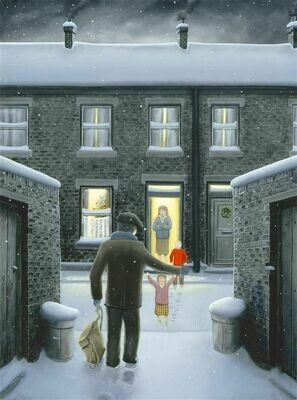 Home for Christmas by Leigh Lambert