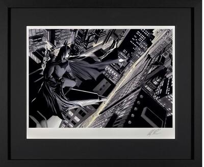 Batman Knight over Gotham by Alex Ross