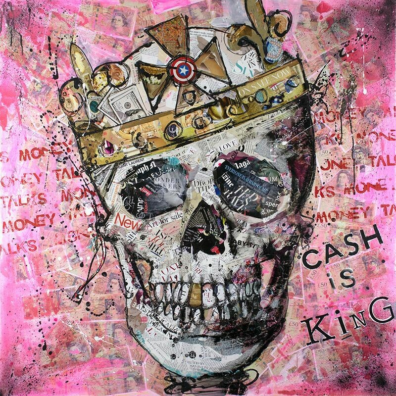 Cash is King by Keith McBride