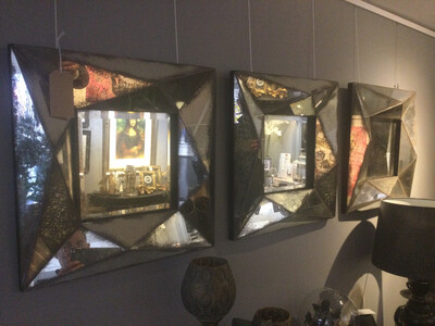 Antique finish Mirrors