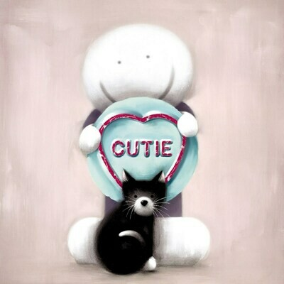 Super Cutie by Doug Hyde