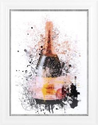 Champagne - Resin Art