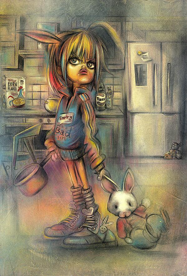 Bunny Boiler by Craig Everett
