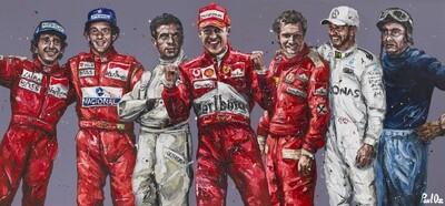 Magnificent Seven by Paul Oz