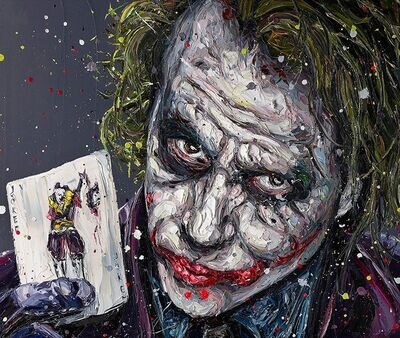 Playing the Joker by Paul Oz