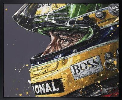Zenn (Senna) by Paul Oz