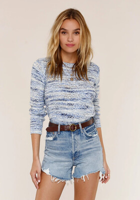 Lucca Sweater Blue