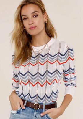 Lissy Stripe Sweater