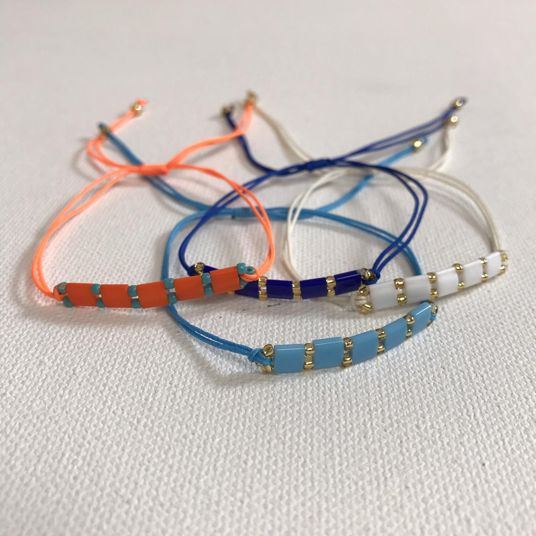 Mini Tile Slide Bracelet