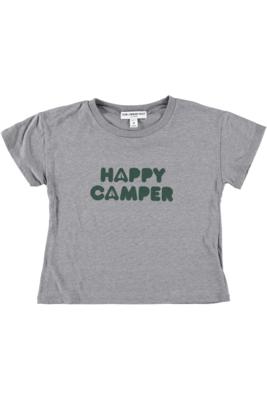 Happy Camper Girls Tee