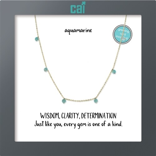 Gift Box Necklace